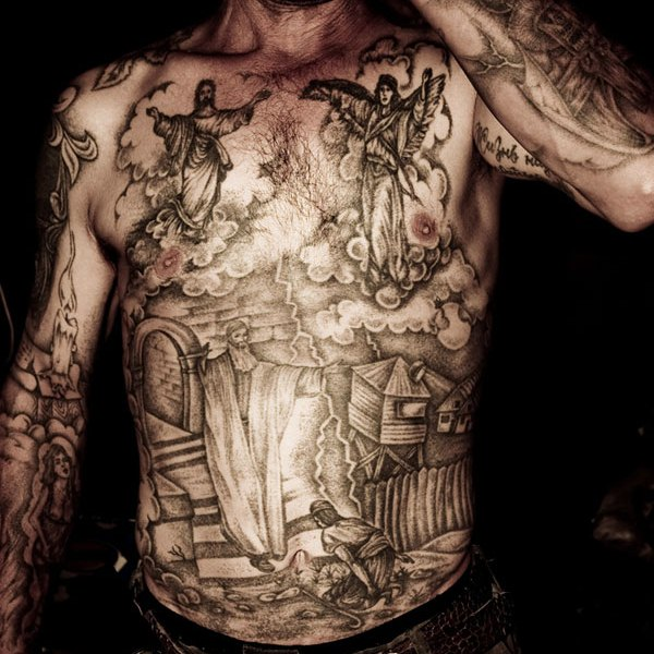 Best Russian Tattoos & Their Meanings
