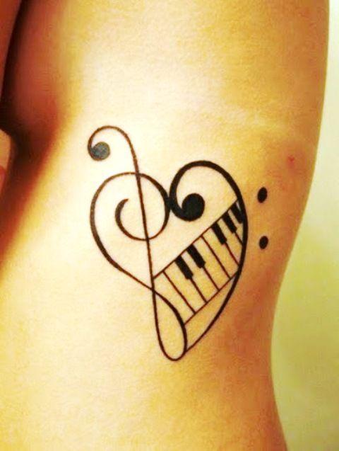 Music Love Tattoos