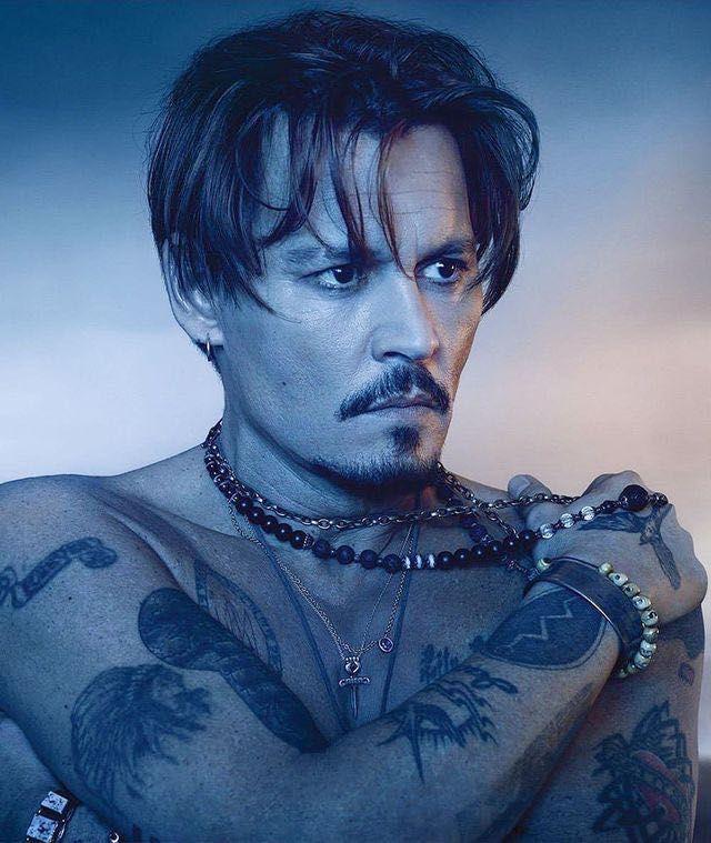 Johnny Depp Tattoos