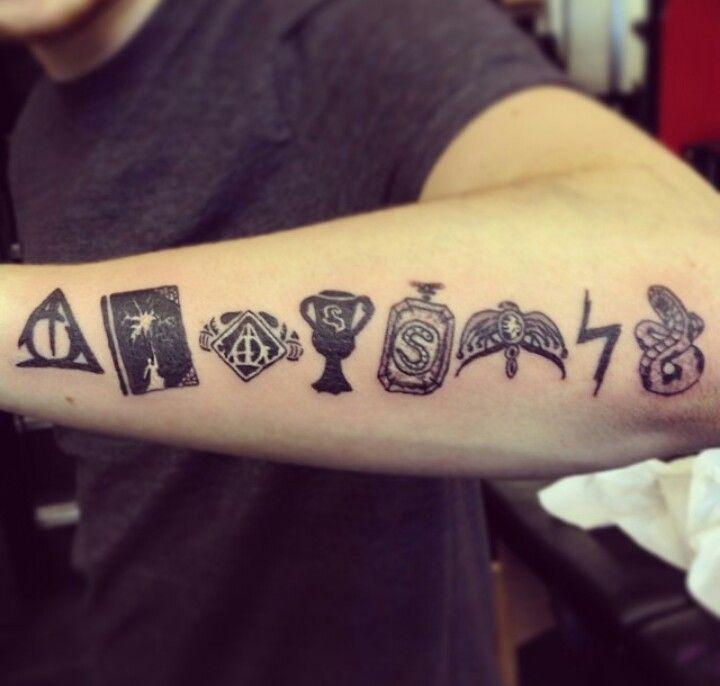 Horcrux Tattoo