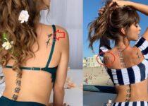 Riley Reid Tattoos