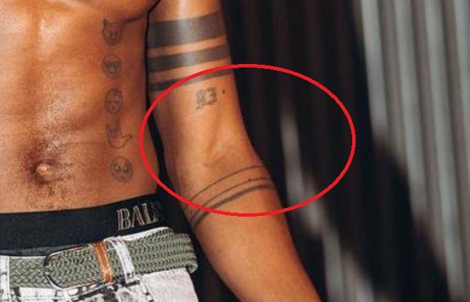 93 KiDi Tattoos
