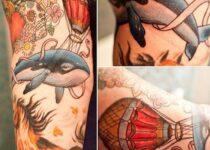 Ryan Mason Tattoos