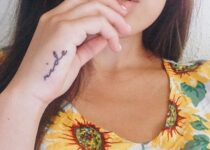 lana del rey's tattoos