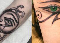 Eye of Horus Tattoos